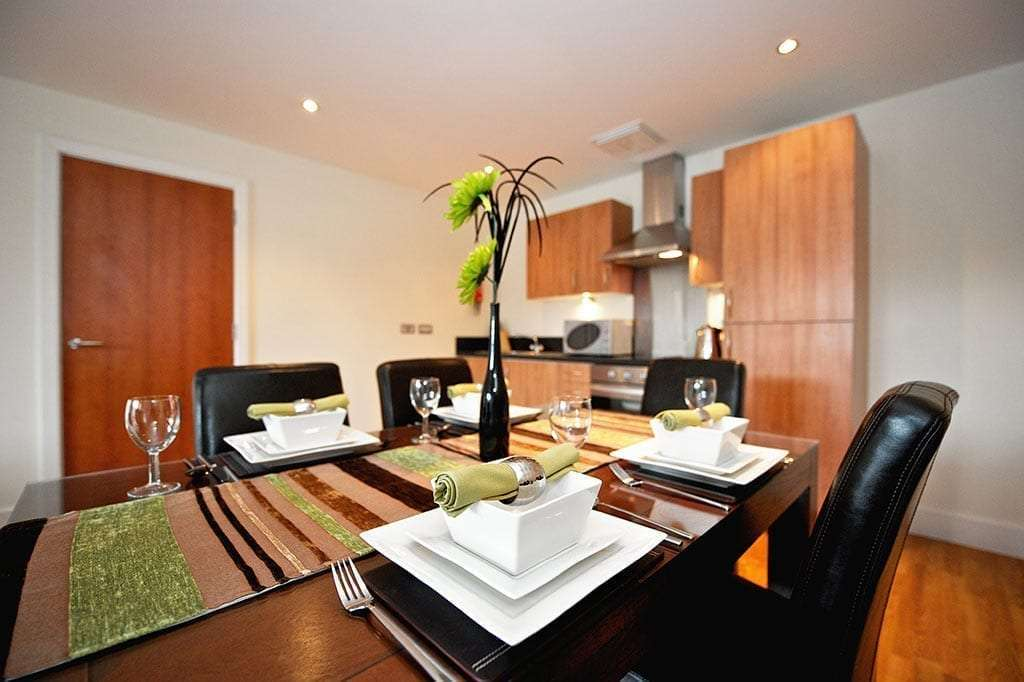 Staycity aparthotels arcadian centre serviced apartments for 5 bedroom apartments