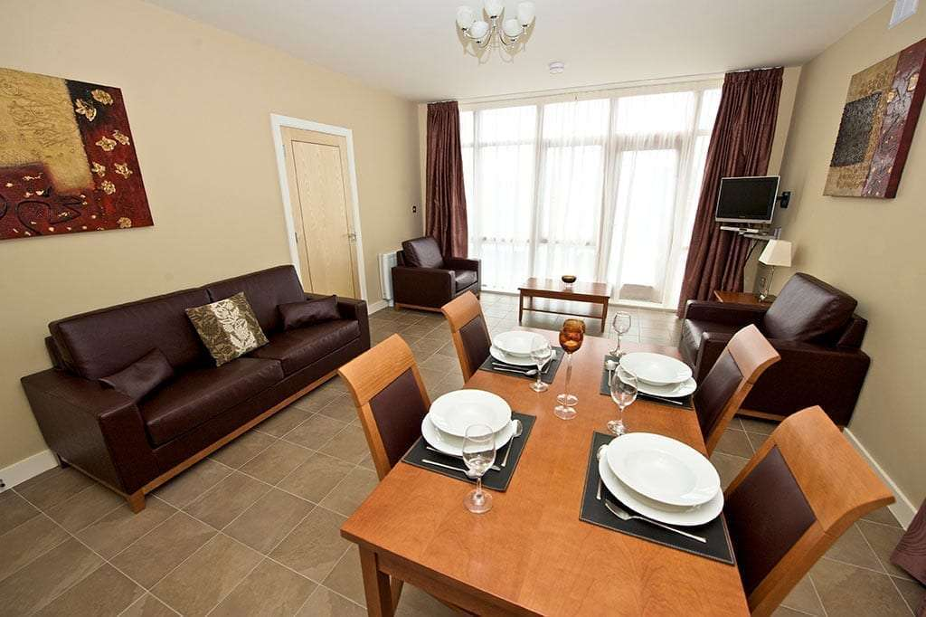 Staycity serviced apartments augustine street dublin city centre two bedroom apartment altavistaventures Image collections