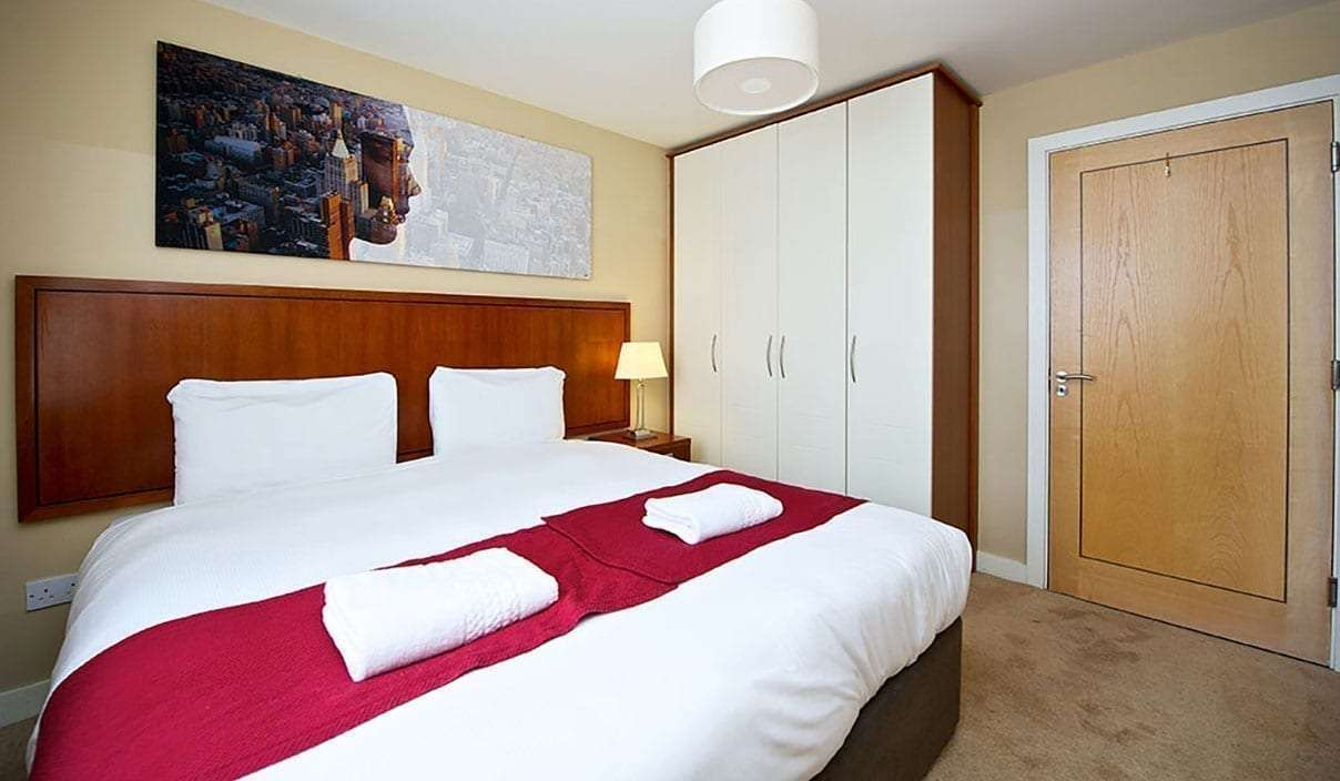 Staycity Serviced Apartments Augustine Street Dublin