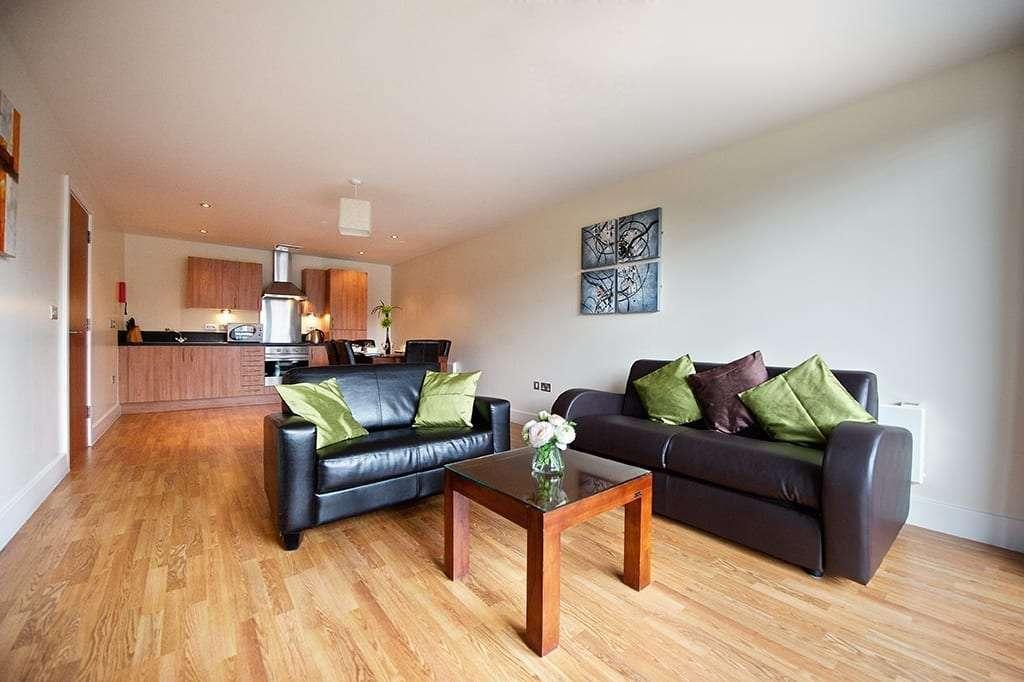 Staycity Serviced Apartments Birmingham City Centre Arcadian