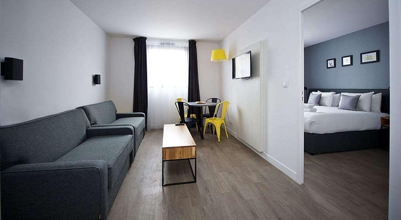 Staycity Aparthotels Centre Vieux Port Marseille France