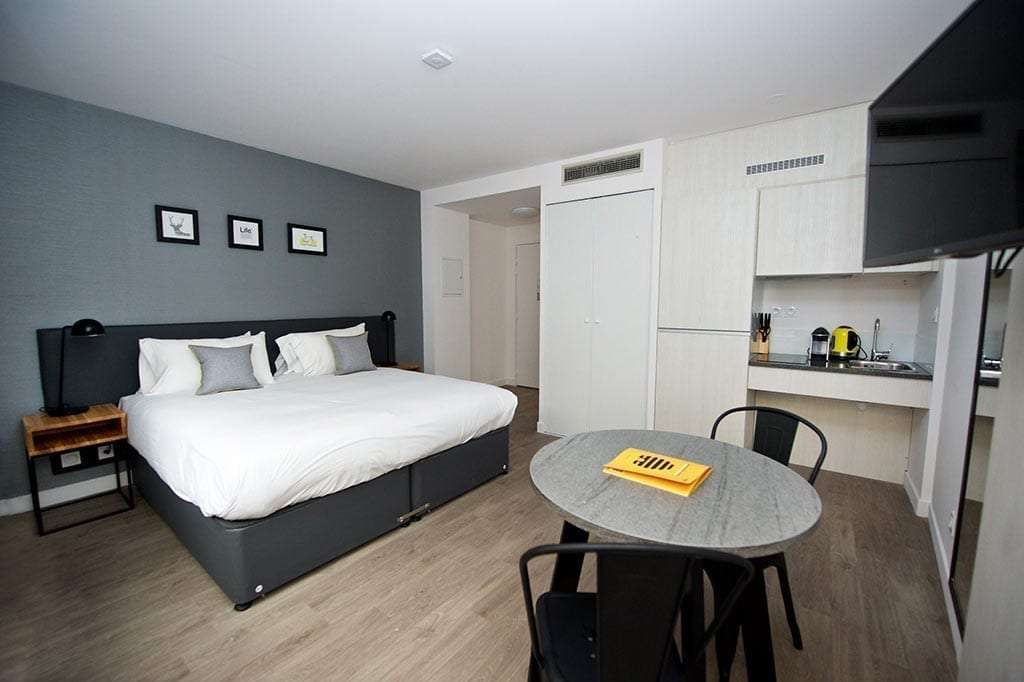 Serviced Apartments In Marseille Staycity Aparthotels