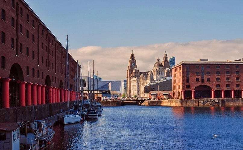 Liverpool Serviced Apartments: Short & long stay | Staycity Aparthotels