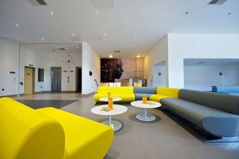 Staycity Deptford Bridge Hotel Reception