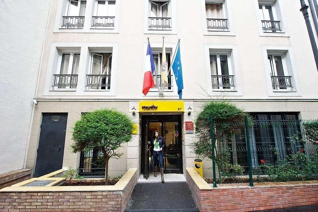 Staycity Aparthotel Gare De L U0026 39 Est  U0026 Gare Du Nord  Paris  U20ac
