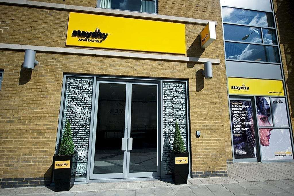 Staycity Aparthotels Greenwich High Road | Serviced Apartments in London
