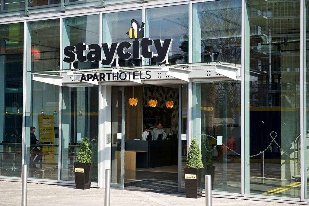 Staycity Apartment Hotel, London Heathrow - with Parking ...
