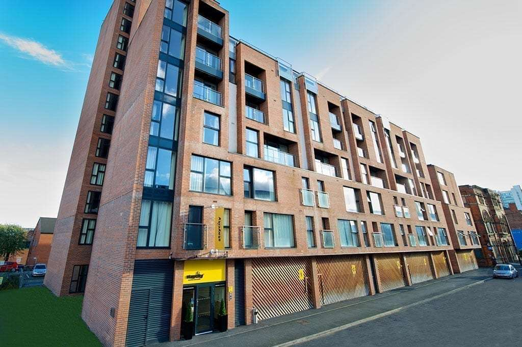 Permalink to Staycity Apartments Manchester