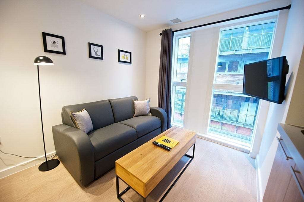 Staycity Serviced Apartments Newhall Square Birmingham