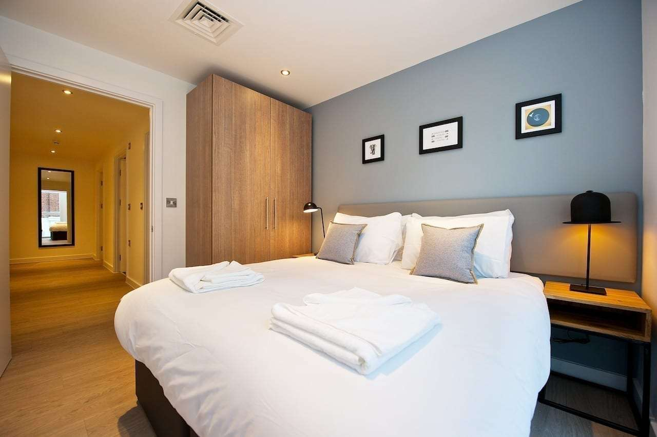 Staycity Serviced Apartments Birmingham Central Newhall