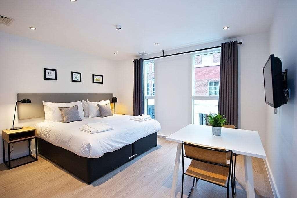 Serviced Apartments In Birmingham