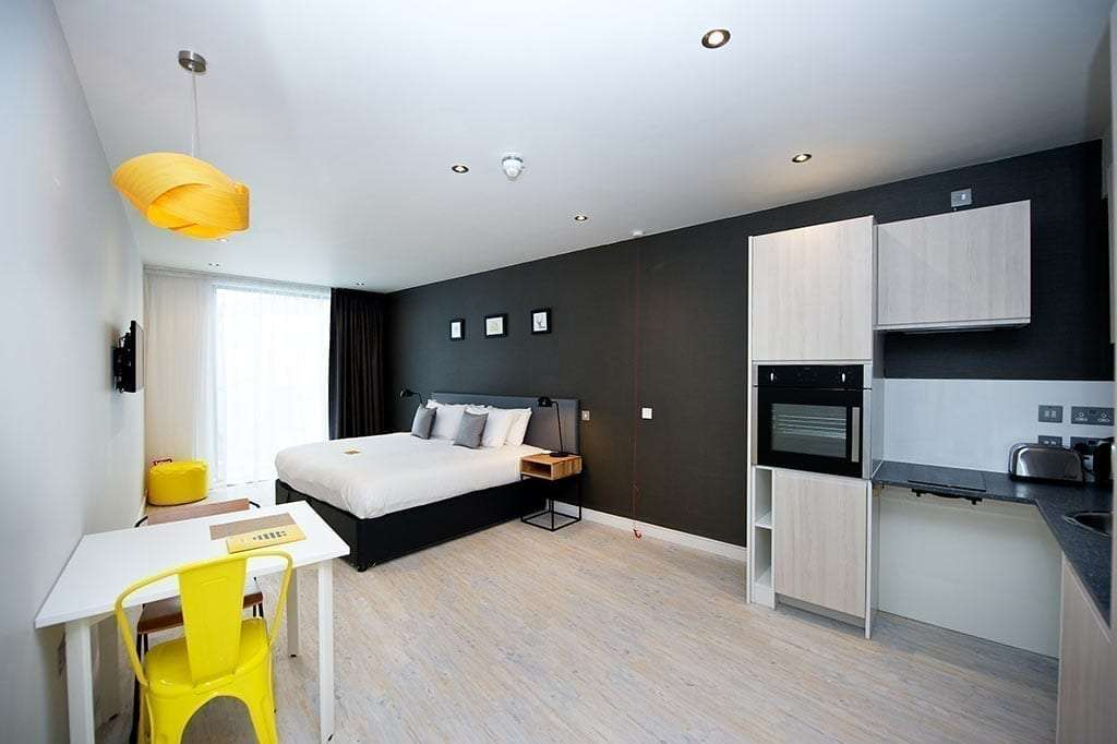 Staycity Serviced Apartments Paragon Street York