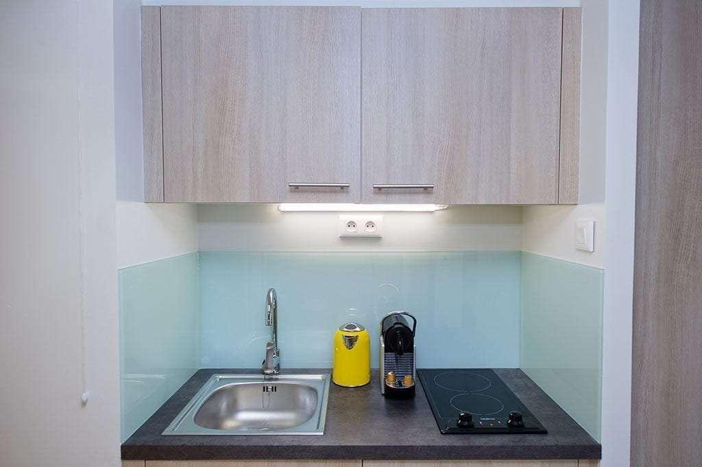 staycity aparthotels rue garibaldi serviced apartments. Black Bedroom Furniture Sets. Home Design Ideas