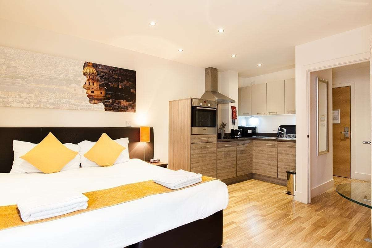 Studio Apartment Meaning staycity aparthotels west end | serviced apartments in edinburgh