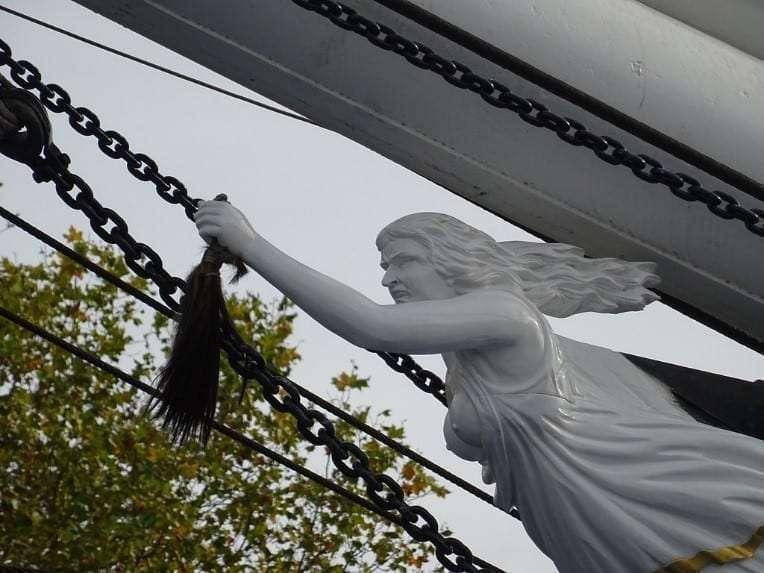 Il Cutty Sark di Greenwich