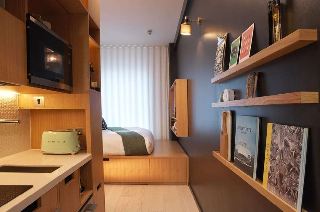 Wilde Aparthotel The Strand Covent Garden London By