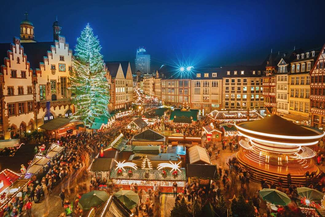 Christmas Markets In Germany 2019.Europe S Top 100 Christmas Markets In 2019 View Maps