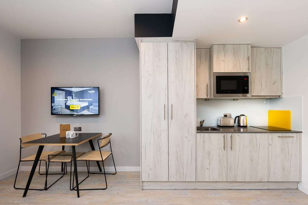 Staycity Serviced Apartments: Liverpool Waterfront